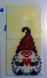 Christmas hama beads