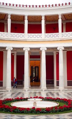 Columns.. Zappeio - Athens, Greece | by Diueine Attica Greece, Athens Greece, Samos, Corfu, Bauhaus, Athens Hotel, Places In Greece, Your Sky, Greece Holiday