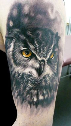 Tattoo Artist - Adam Kremer - animal tattoo