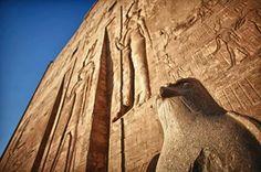 Edfu-Temple of Horus♥ Islam matar