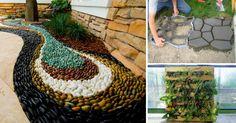 16 ideas para embellecer tu jardín Outdoor Life, Outdoor Decor, Altar Decorations, Photography Poses Women, Enchanted Garden, Green Life, Ideas Para, Landscape Design, Life Hacks