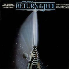 Star Wars, Return Of The Jedi, UK, Deleted, vinyl LP album (LP record), RSO, RSD5023, 499321
