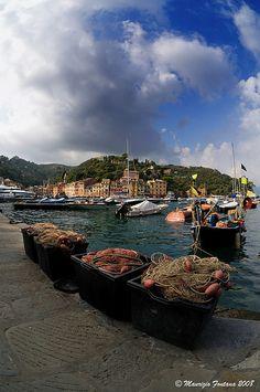 Portofino, province of Genoa , Liguria , Italy