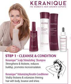 Keranique Hair Regrowth System   Hair Regrowth Treatment