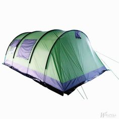 6 Person Family Camping Tent