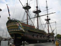 East Indiaman Amsterdam  Het Scheepvaartmuseum | Amsterdam, The Netherlands