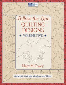 Follow-the-Line Quilting Designs Giveaway