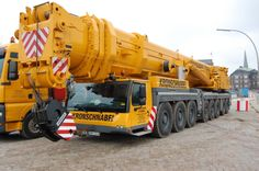Liebherr LTM 1500-8.1 - Kronschnabel & Franke Tow Truck, Big Trucks, Crane Mobile, Pipe Welding, Crawler Crane, Heavy Weight Lifting, Engin, Welding Machine, Heavy Machinery