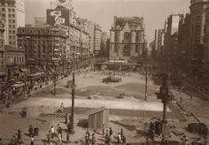 Praça da Sé, 1952. Hagop G. São Paulo do Passado