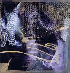 Sigmar Polke, untitled (square 2), 2003