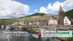 Tauck River Cruises ms Grace Rhine & Moselle River Cruise