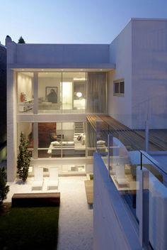 Bucktown Three: Modern, Light and Transparent Interior, by Studio Dwell Architects | Archifan Blog