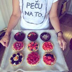 Tartaletky s vanilkovým krémem Wedding Ideas, Cake, Recipes, Food, Kuchen, Essen, Meals, Ripped Recipes, Eten