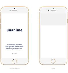 Unanime on App Design Served