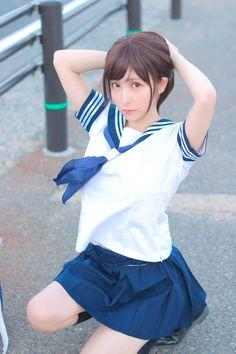 Misaki Asuka: Secret Sex in the Library - Asian Porn HD School Girl Outfit, School Uniform Girls, Girl Outfits, School Uniforms, Cute Asian Girls, Cute Girls, Cute Kawaii Girl, Botas Sexy, Beautiful Japanese Girl
