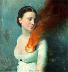 'Portrait of a heart' by Christian Schloe.