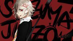 Suzuya Juuzou Anime Art Tokyo Ghoul Jongluminati 1366x768