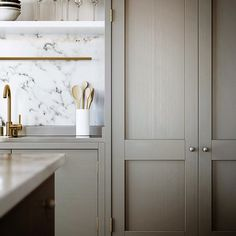 panelled kitchen doors