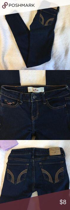 Hollister jeans Make an offer! :) Hollister Jeans Skinny