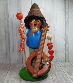 steinbach music box incense holder volkskunst aus hohenhamelin