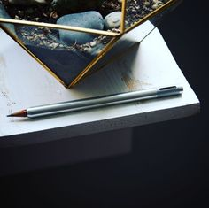 Can't wait to share the next update, aluminium pencil+. #pencilplus #pencil #sketching #sketch #drawing #draw #prototype #comingsoon #dutchdesign #amsterdam