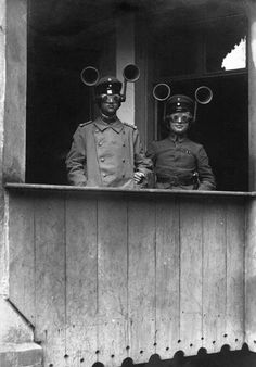 Not exactly gas masks, but close enough.  What the heck are these things???