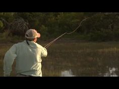 Fly Fishing for Tailing Redfish in North Carolina