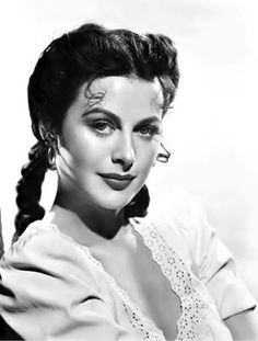 """Hedy Lamarr, early-1940s. quoted as to saying """"The ladder of success in Hollywood is usually agent, actor, director, producer, leading man. And you are a star if you sleep with them in that order. Crude but true."""""""