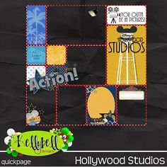 Hollywood Studios Quickpage