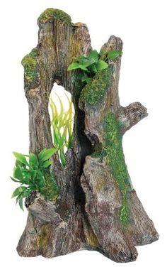 Tree Trunk with Plants Aquarium Ornament Reptile Vivarium Decoration AQ28739 by Lapwater Aquatics Ltd, http://www.amazon.co.uk/dp/B008XL4JA0/ref=cm_sw_r_pi_dp_8N9mrb0DZV2G8