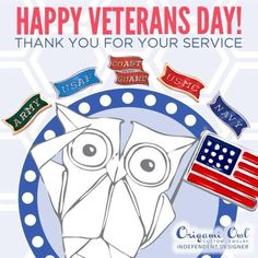 Happy Veteran's Day! Tell your story with Origami Owl order at www.suewatson.origamiowl.com