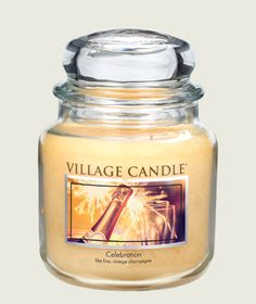 Celebration Scented Candles From Village Candle We Have The Best Available In A Variety Of Shapes And Sizes Including Our