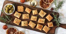... voňavé rozmarínovo syrové pokušenie , #Vianočnérecepty Dairy, Cheese, Food, Meals, Yemek, Eten