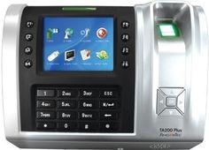 FingerTec Time Attendance TA200 Plus Color Fingerprint + RFID Time Clock Fingertec http://www.amazon.com/dp/B003PWDG3S/ref=cm_sw_r_pi_dp_KaS2vb0EBXRWK
