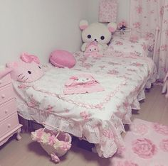 Kawaii bedding !!