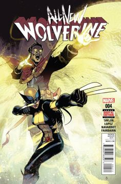 All-New Wolverine (2015) Issue #4
