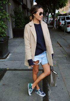 sneakers + sweaters