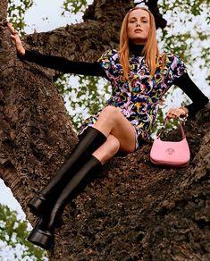 Sport ultra-glamorous yet wearable styles as seen in Versace's latest lineup of essentials. #Versace #versaceprefall21 #versacelamedusa
