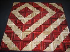I would love to make a quilt like this!!!