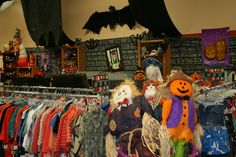 Shop for Halloween and stand out