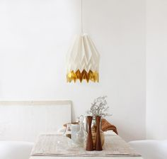 Paper Pendant Light - Mad About The House