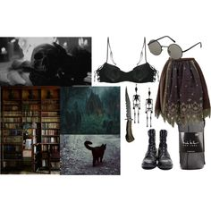 """""""Tell Me Your Stories"""" by wickedmoon on Polyvore"""