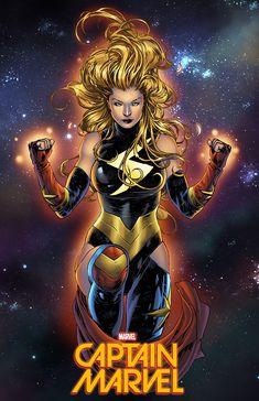 Ms Marvel, Captain Marvel, Fantasy Fiction, Power Girl, Thor, Comic Art, Avengers, Wonder Woman, Deviantart