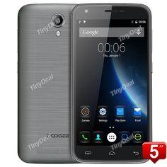 DOOGEE Y100 Pro 13MP MTK6735P Quad-core Android 5.1 2GB RAM 16GB ROM OTG OTA smartphone