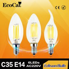 zrui cian 5/unidades E14/a GU10/para bombilla adaptador para l/ámparas LED