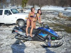 #snowmobile #lingerie
