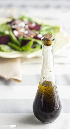 This vinaigrette is perfect for your summer salad!