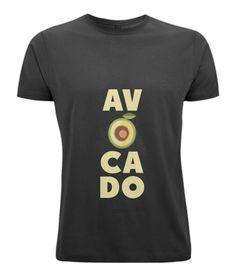 N45 Men's Bamboo Jersey T-Shirt Avocado  #e #s #keychain #coconut £14.98 #organic #natural #ecofriendly #sustainaable #sustainthefuture