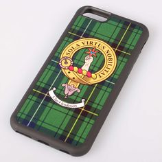Henderson Clan Crest iPhone Case. Free worldwide shipping available