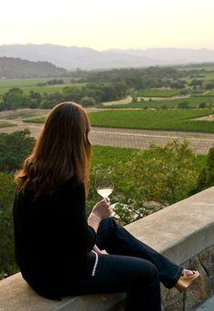 Silverado Vineyards - Wine tour